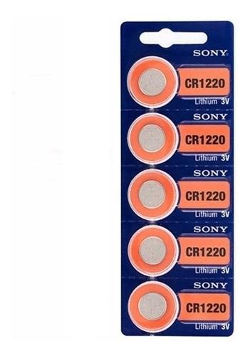 pilas sony cr1220 x5