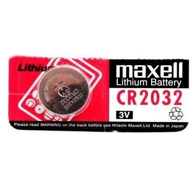 pilas tipo botón cr2032 lithium 3 voltios