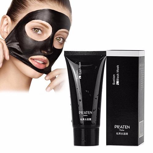 pilaten 60 gr mascarilla anti puntos negros crema acné