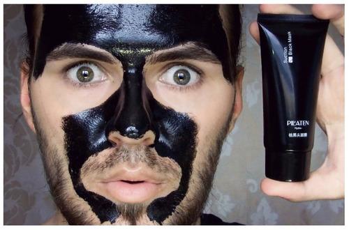 pilaten 60 gr mascarilla anti puntos negros crema acne