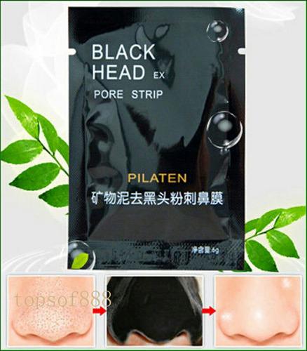 pilaten original: removedor puntos negros sachet 2 y tubo 25
