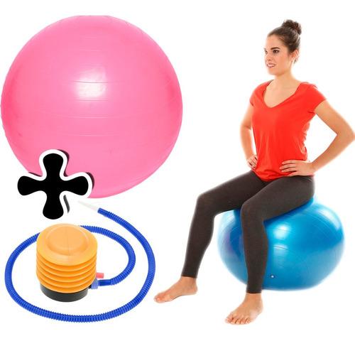 pilates fitness pelota