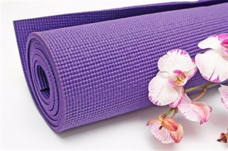 pilates mat yoga