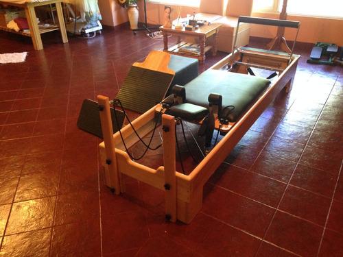 pilates reformer tapizados