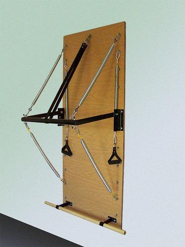 pilates tabla de resortes spring board fabrica delriopilates
