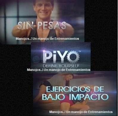 pilates  y yoga  define tu cuerpo con piyo - salud - musica