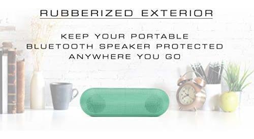 Píldora 2boom Inalámbrica Bluetooth Altavoz Bt422, Portát