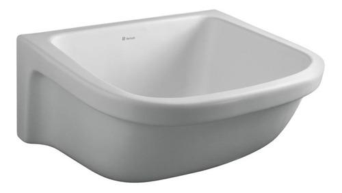 pileta bacha ferrum de lavadero loza plhb 600x480 mm