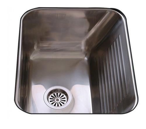 pileta bacha para lavadero johnson ln50 con fregadero