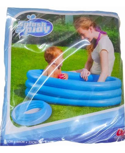 pileta bebe inflable bestway - hoy muy barata la golosineria