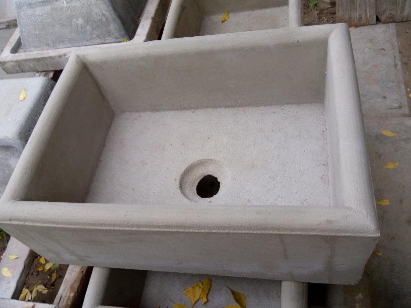 Pileta De Cemento Para Lavadero 3 780 00 En Mercado Libre