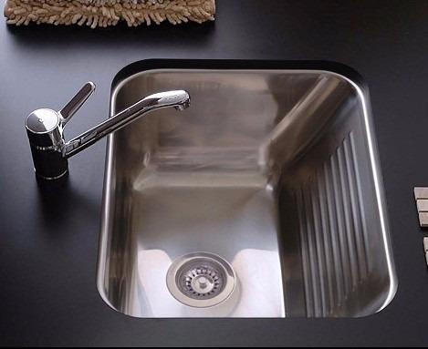 pileta de lavadero johnson acero ln50 bacha