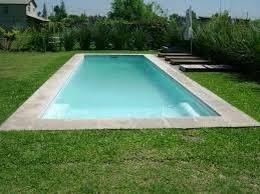 pileta de natación. piscinas de hormigón