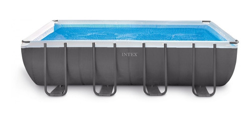 pileta estructural 549x274cm 17203 l + acc intex 23858/8 mm