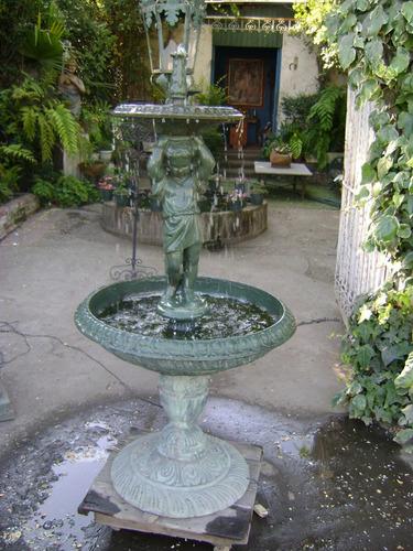 pileta fuente de agua  1.65 mts