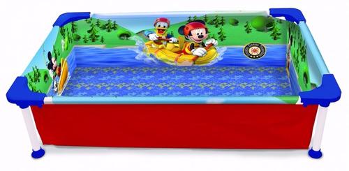 pileta infantil mickey mouse 1.30 x 0.80 cm  palermo soho