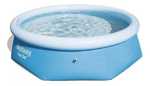 pileta inflable circular bestway de 2300 litros 244 x 66 cm