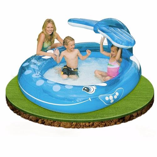 juegos aire libre agua inflables piletas pileta inflable intex easy inflador