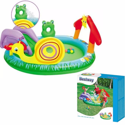 pileta inflable juego