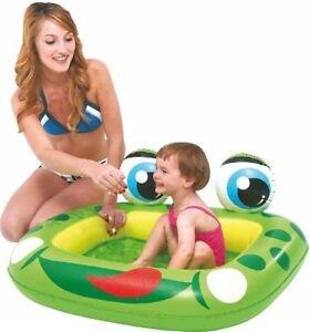 pileta inflable para bebes niños sapo 128cm x 110cm - lanús