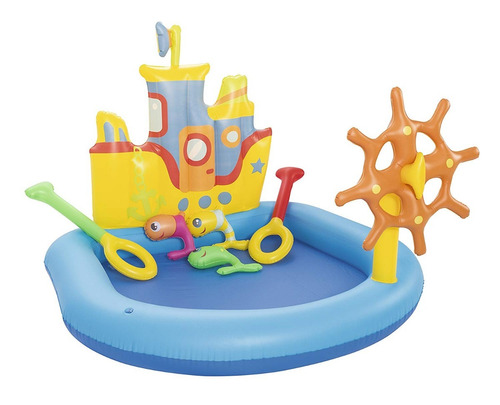 pileta inflable play