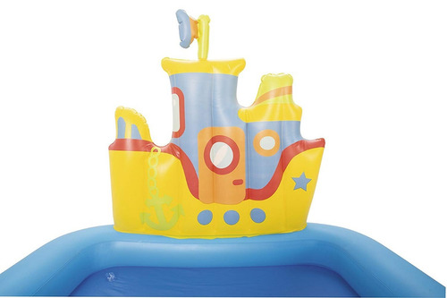 pileta inflable play center barco bestway babymovil 52211