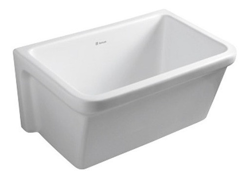 pileta lavadero ferrum porcelana fregadero de colgar pfc-b