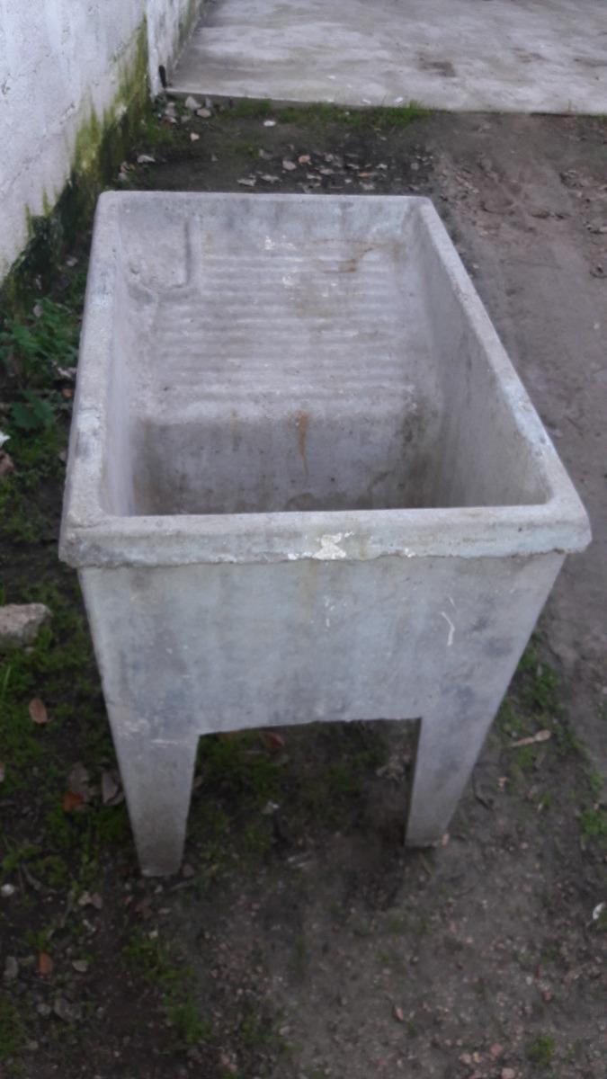 Pileta lavarropa de hormig n en mercado libre for Piletas de cemento precios