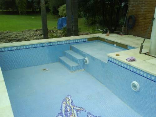 pileta natacion hormigon
