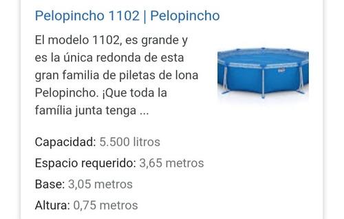 pileta pelopincho 1102