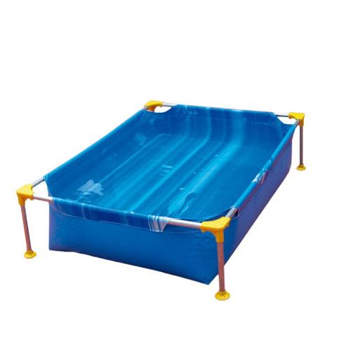 pileta rectangular estructural 100x140x35 cm piscina lona