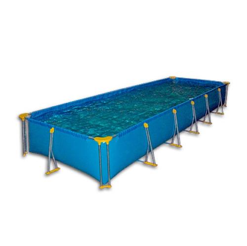 pileta rectangular estructural 615x215x80 cm piscina gigante