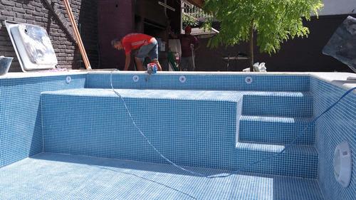 piletas de natación construidas en hormigón proyectado