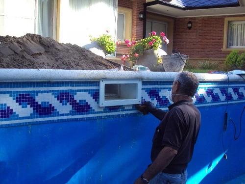 piletas piscinas mantenimiento limpieza desagote y quimicos.