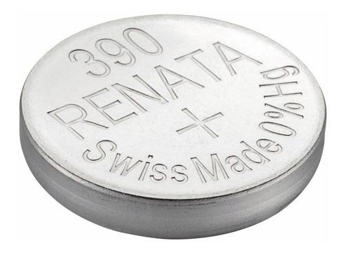 pilha bateria 390 sr1130s renata suíça original nota fiscal