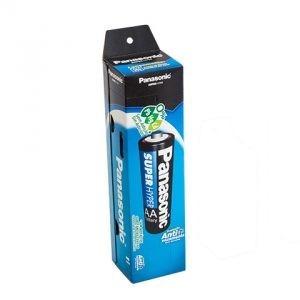 pilhas panasnic-aa(pequena) proteção anti vazamento