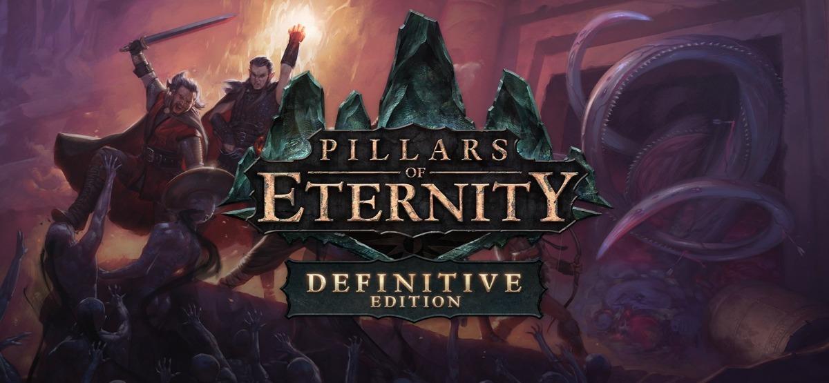 Resultado de imagen de Pillars of Eternity Definitive Edition cover pc