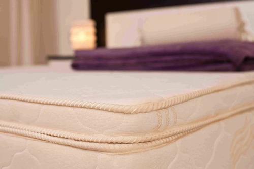 pillow top desmontable sensorial viscoelastico 90x190 5 cm
