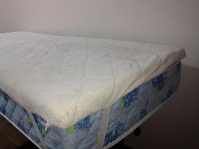 412628493b2 Cubre Colchon Viscoelastico - Todo para tu Dormitorio en Mercado ...