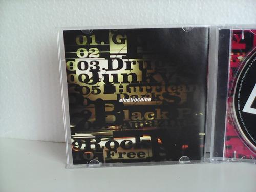 pills - electrocaine - cd importado *