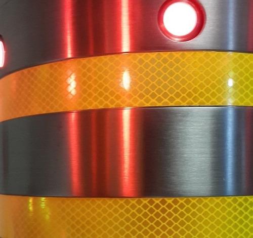 pilona o bolardo neumático