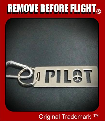 pilot tag inox tsa x-ray avsec