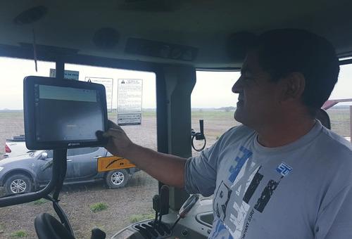 piloto automatico para agricultura de precision