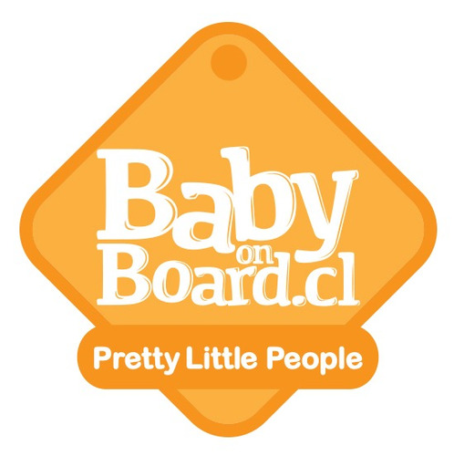 pilucho body personalizado diseño exclusivo / baby on board