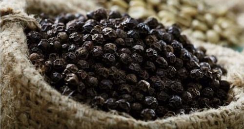pimenta do reino preta em grãos, 1 kg