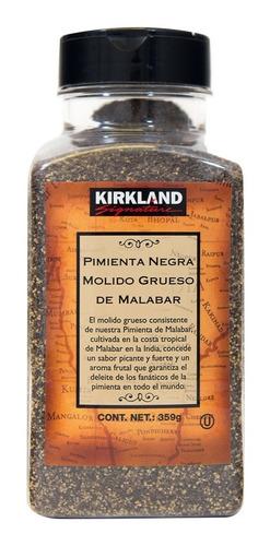 pimienta negra molido grueso kirkland 359gr