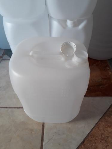 pimpina (bidon, carboya) 23 litros color natural