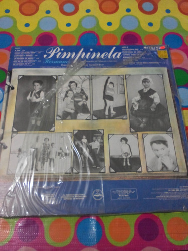 pimpinela lp hermanos 1983. argentina