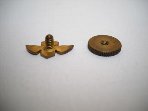 pin - badge da empresa aérea k l m