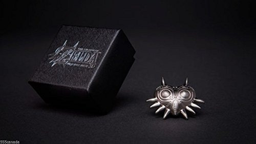 pin badge from limited edition of the legend of zelda majora